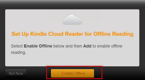enable offline reading
