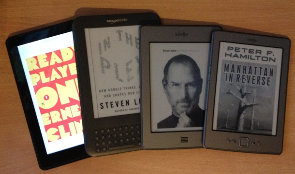 different kindles
