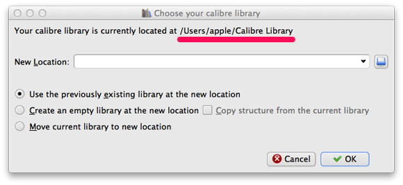 locate another library