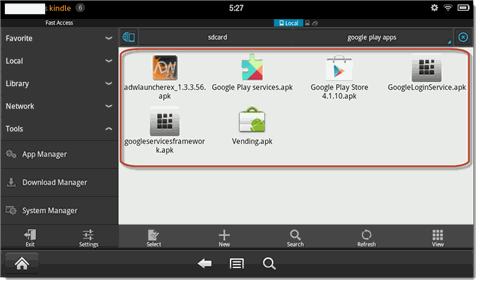 install google play on kindle fire-necessary apps