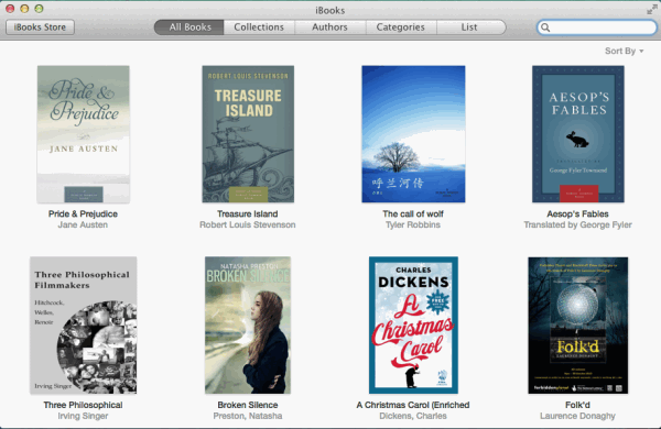 Read Kindle Books in iBooks