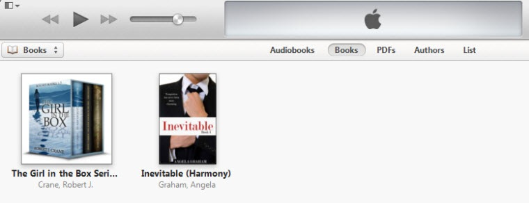 add kindle books to iTunes before transfering kindle books to ibooks