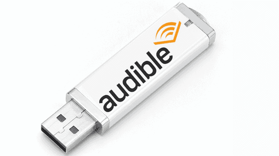 Audible to USB Drive