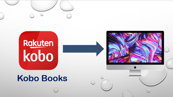 back up kobo books to computer 01