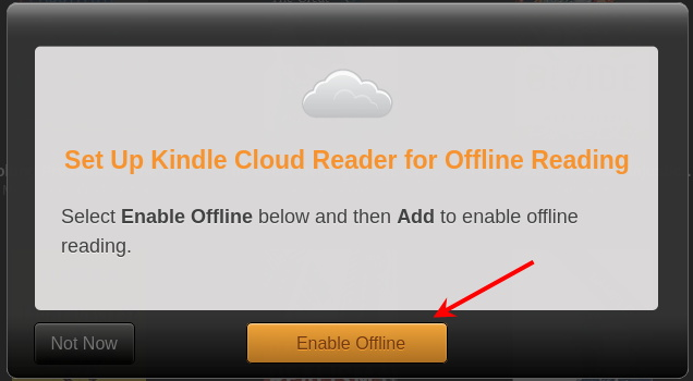 sign in kindle cloud reader library