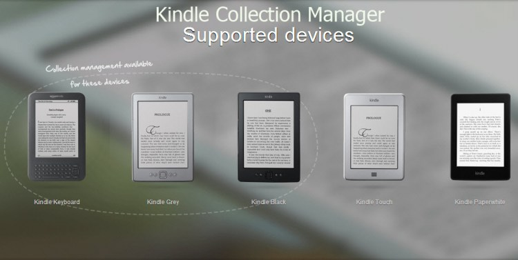Kindle Collection Manager