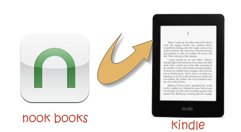 read nook books on kindle