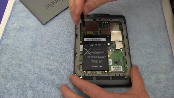repair kindle