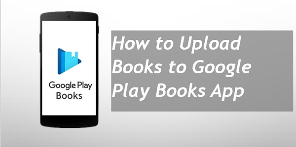 upload books to google play app